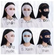 Combo 3 Khẩu Trang Ninja Nữ Cực Hot