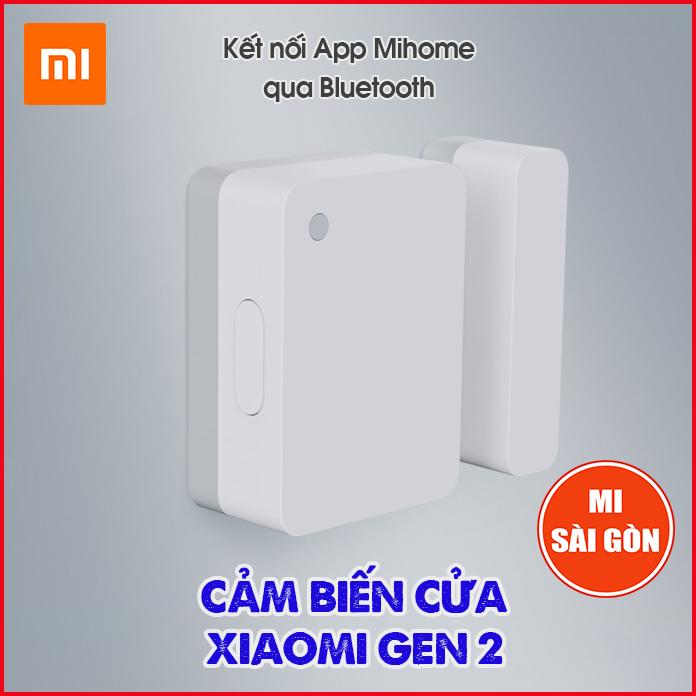 Bộ cảm biến gắn cửa Xiaomi HomeKit Gen 2