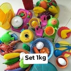 Đồ Chơi Cân – Đồ chơi bán theo cân đồ nhà bếp cân kg nhựa VIỆT NAM