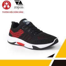 Giày Nam Đẹp Thể Thao Sneaker Thời Trang Zapas – GS103 (Đen)