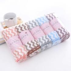 Khăn mặt lông cừu xuất Hàn siêu mềm, không rụng lông thích hợp dùng cho cả em bé phù hợp mọi loại da nhạy cảm