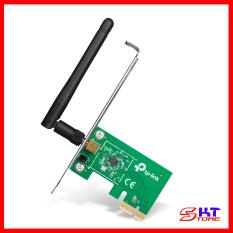 Card Mạng Thu Sóng Wifi PIC Express Tp-Link TL-WN781ND Tốc Độ 150Mbps – Hàng Chính Hãng