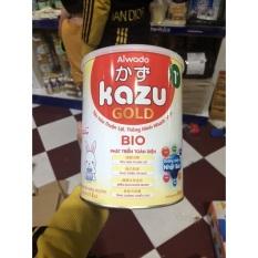 [HCM]Tặng 1 gối bông – Sữa bột Kazu gold bio số 1 810g