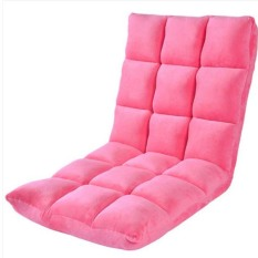 [LIDACO] Ghế lười tatami 5 cấp độ, mặt vải nỉ nhung mềm mịn, kích thước ngả 110cm, ngang 50cm, dày 20cm, khung thép