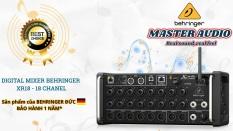 Bộ trộn kĩ thuật số Mixer BEHRINGER X AIR XR18