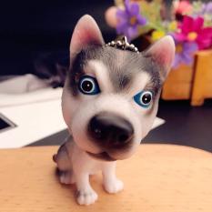 Móc khóa Chó Mặt Ngố, Chó mặt xệ