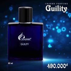 Nước Hoa Nam Guility 50ml