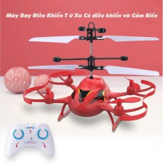 Helicopter – Máy Bay Điều Khiển Từ Xa Có Điều Khiển Và Cảm Biến – Đồ Chơi Giải Trí Cho Bé – Smarthome Toys
