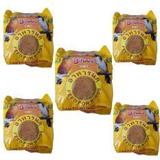 Combo 5 Gói Cám Trứng Bifood Vàng (Loại 1) 500g – Thức Ăn Chim