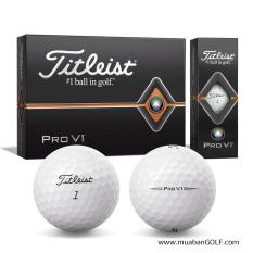 Bóng golf Titleist Pro V1 2019