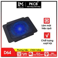 Đế tản nhiệt laptop làm giảm nhiệt độ của máy PKCB PF89A – Hàng chính hãng