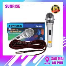 Micro Sunrise SM-3000 Dây Cao Cấp