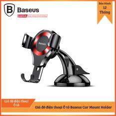 Giá đỡ điện thoại Ô tô Baseus Osculum Car Mount