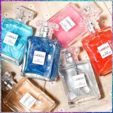 Nước hoa, xịt thơm body hương tự nhiên nhẹ nhàng Lameila Quicksand Series Perfume HATOLA