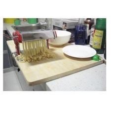 Máy làm mỳ tươi 2 lưỡi cắt sợi