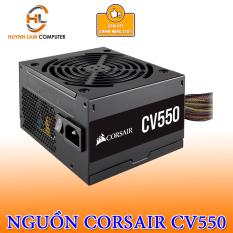 Nguồn Vi tính 550w Corsair CV550 80Plus Bronze Khải Thiên Phân phối