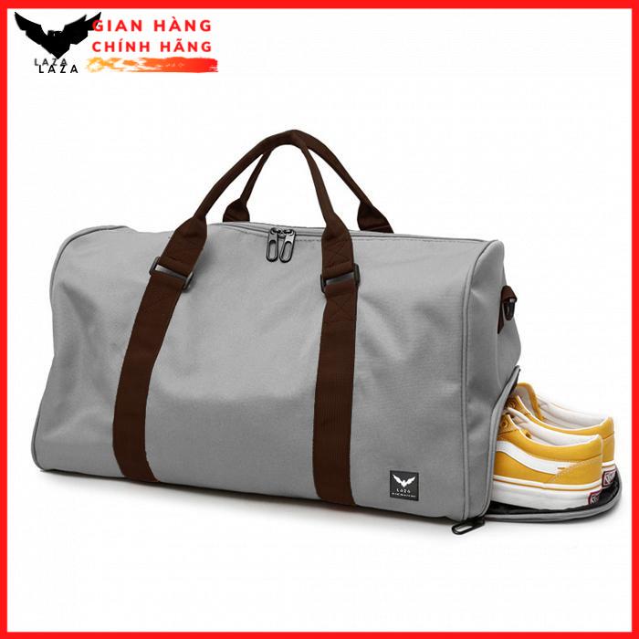 Túi Du Lịch , Túi xách du lịch ,Túi Trống Du Lịch Tiện Ích Chống Thấm Thời Trang LAZA TX400 Chất liệu cao cấp , có ngăn chứa giày, độ bền cao chứa được nhiều đồ – Chính hãng phân phối