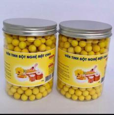 1kg viên tinh bột nghệ sữa ong chúa