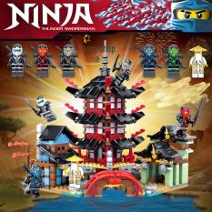 Lego Ninjago [Siêu Phẩm Lego 2020]