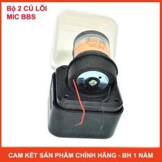 COMBO Củ mic lõi mic coil mic BBS ( giá 2 sản phẩm)