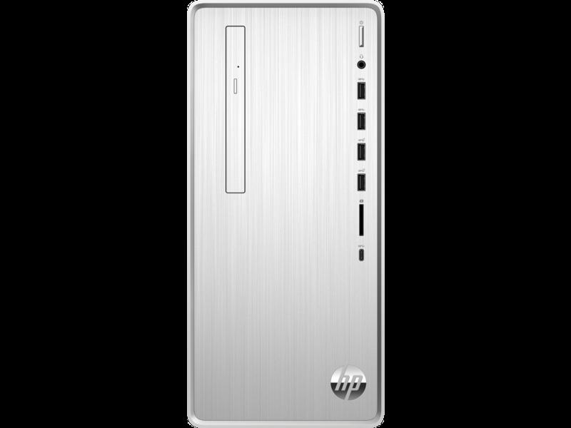 Máy tính để bàn HP Pavilion TP01-2006d, Core i5-11400, 8GB RAM, 256GB SSD, DVDRW, USB Keyboard & Mouse, Win 10H 64, 1Y WTY/46K05PA – Hàng chính hãng