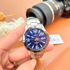 Đồng hồ Casio Nam MTP-VD01D-2BVUDF Dây Kim Loại