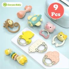 Set đồ chơi xúc xắc gặm nướu cho bé chính hãng Goryeo Baby Hàn Quốc an toàn, phát triển kỹ năng cho bé
