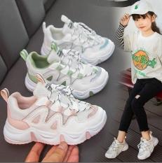 Giày thể thao bé gái hàn quốc đi học size 27 – 37 phong cách – TT86