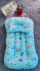 đệm ngủ thông minh mát xa cho bé(vải cotton thấm hút mồ hôi)