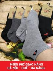10 đôi tất vớ nam cổ ngắn T&T Trịnh Trung chống hôi chân – Hàng Made in vietnam