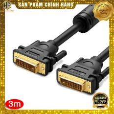 Cáp tín hiệu DVI 24+1 Ugreen 11607 dài 3m chính hãng – Dây DVI chất lượng cao – Hapustore