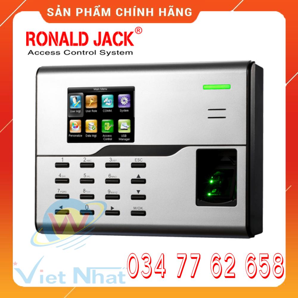 Máy Chấm Công Vân Tay Ronald Jack UA890 WIFI