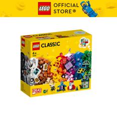 LEGO CLASSIC 11004 Bộ Gạch Chi Tiết Cửa Sổ Sáng Tạo ( 450 Chi tiết)