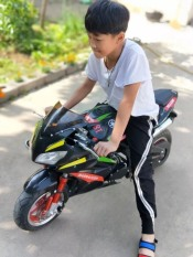 Xe moto mini 50cc – xe R15 mini -xe ruồi – BẢN CHÂU ÂU – R15 BÁNH LỚN