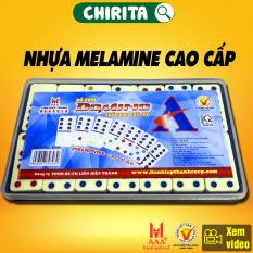 (GIÁ SỈ) Bộ Cờ DOMINO NGÀ Liên Hiệp Thành – Cờ Domino Nhựa Melamine Cao Cấp, Boardgame, Đồ Chơi Trẻ Em CHIRITA