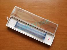 Dây đeo vải nylon loop phối màu cho Apple Watch 38mm và 40mm