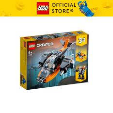 LEGO CREATOR 31111 Phi Thuyền Thám Hiểm Không Gian ( 113 Chi tiết)
