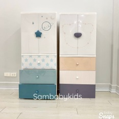 Tủ nhựa 5 tầng Kub cao cấp, sản phẩm tốt, chất lượng cao, cam kết sản phẩm nhận được như hình và mô tả