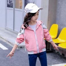 Áo khoác gió bé gái