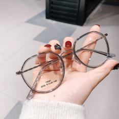 Kính cận thời trang nam nữ phong cách thời trang cá tính tặng kèm mắt kính không độ, kính giả cận bảo vệ mắt chống tia UV, kính mắt thời trang Unisex, mắt kính hot nhất năm 2020 Pk044