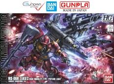 Gundam Bandai Hg Psycho Zaku Thunderbolt Bandai HGGT 1/144 Mô Hình Nhựa Đồ Chơi Lắp Ráp Anime Nhật