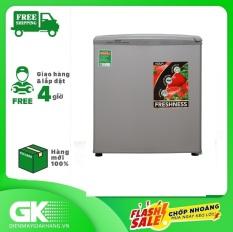 Tủ lạnh Aqua 50 lít AQR-55ER SS