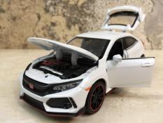 Mô hình xe Honda CIVIC Type R 2019 1:32