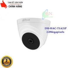Camera Dahua 2.0 Nhựa DH-HAC- T1A21P – 2.0 ( Dome Nhựa 2.0), Camera Giám Sát Bán Cầu Nhựa