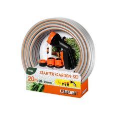 Bộ cuộn vòi tưới vườn đa năng 20m / Starter Garden-Set