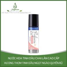 Nước hoa tinh dầu Nữ dạng chai lăn Chantel No.02 5ml JULYHOUSE