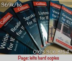 Combo Collins For IELTS 6 cuốn
