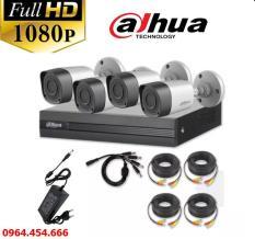 Trọn Bộ Camera Giám Sát Dahua 2.0MP Full HD