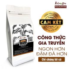 500g Cà phê bột Culi Thượng Hạng nguyên chất Kalacoffee , gu ĐẬM cực mạnh , hậu ngọt , phù hợp pha Phin hoặc Pha máy