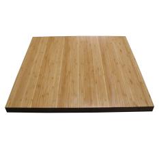 Mặt bàn tre HIGHLAND 60×60 – Mặt bàn tre ép dày 25mm, hình vuông, cạnh bàn a=60cm